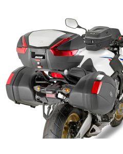 Givi V35 Sidecase Hardware Honda CB650F / CBR650F