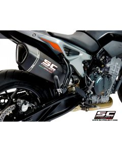 SC-Project SC1-R Exhaust 2018-2019 KTM 790 Duke