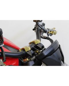 Gilles Adjustable Handlebar Riser Ducati Monster 1200
