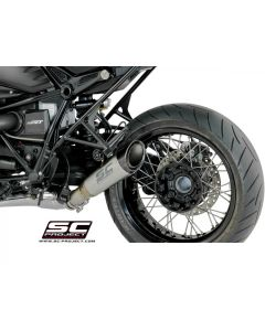 SC-Project S1 Low Mount Exhaust 2014-2018 BMW R nineT