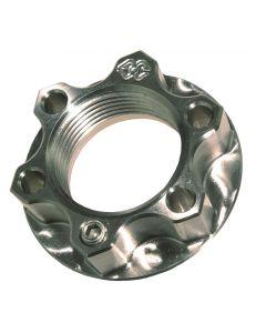 Gilles Tooling ACM Titanium Axle Nut, M24 x 1.5