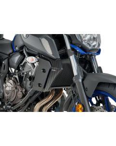 Puig Radiator Caps 2018- Yamaha FZ07