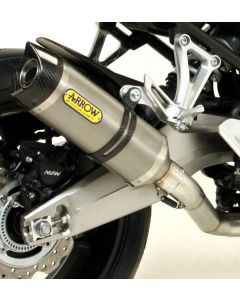 Arrow Street Thunder Exhaust Honda CBR650F