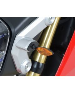 R&G Front Indicator Adapters Honda Grom / CBR500R / CB500F /X