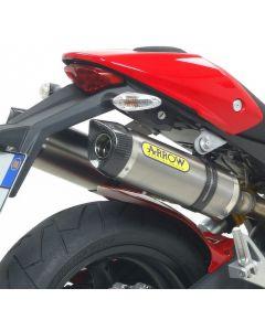 Arrow Street Thunder Exhaust Ducati Monster 696 796 1100