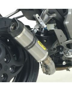 Arrow Street Thunder Exhaust Honda CB1000R