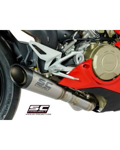 SC-Project S1 Exhaust 2018-2019 Ducati Panigale V4