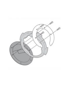 Givi Easylock Tank Ring for BMW S1000 XR