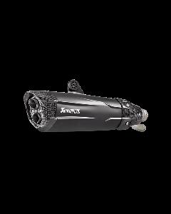 Akrapovic Slip-on Line (Titanium) Exhaust 2017- BMW S1000RR