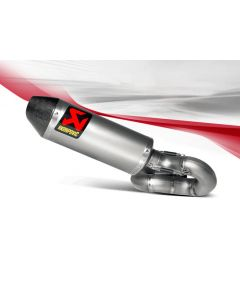 Akrapovic Slip-on Line Exhaust 2014-2016 Honda CBR1000RR / ABS