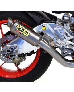 Arrow GP2 Silencer Aprilia Tuono V4 1100 RR / Factory