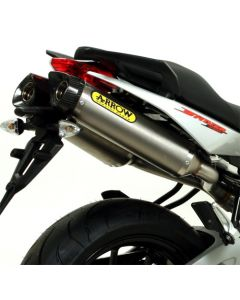 Arrow Street Thunder Exhaust Aprilia Shiver 750