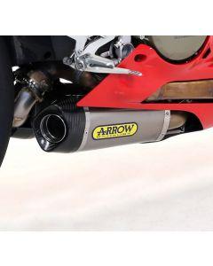 Arrow Works Titanium Silencer Ducati Panigale