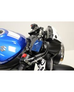 Gilles Tooling Brake Fluid Reservoir Cover 2016- Suzuki SV650