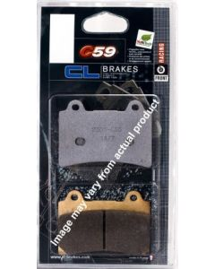 CL Brakes Racing Brake Pads Triumph Daytona 675 / R