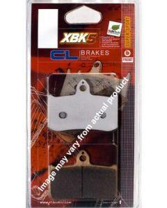 CL Brakes XBK5 Street Performance Brake Pads Yamaha YZF-R1
