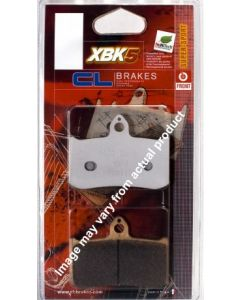 CL Brakes Street Brake Pads 2008-2014 Triumph Speed Triple / R
