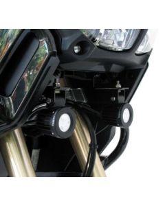 Denali D2 Dual Intensity Lights, Complete Kit 2013-2016 Honda CB500X