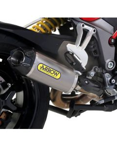 Arrow Works Exhaust 2015-2016 Ducati Multistrada 1200