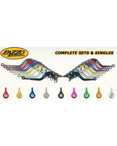 Pazzo Complete Lever Set 2017-2019 Ducati Supersport/S