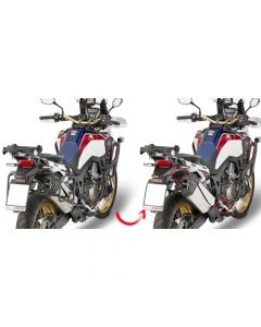 Givi Rapid Release Sideframes '16 - '18 Honda CRF1000L Africa Twin