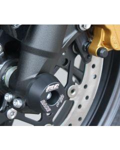 GSG Mototechnik Front / Rear Axle Sliders 2013-2016 Triumph Street Triple 675 R