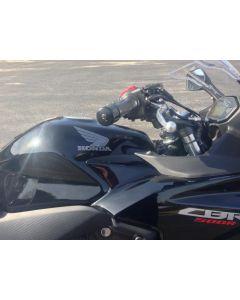 Helibars Tour Performance Handlebar Risers Honda CBR500R / CBR500RA