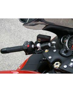 Helibars TracStar Handlebar Risers 2008- Suzuki Hayabusa
