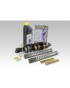 Hyperpro Streetbox for BMW F 800 GS
