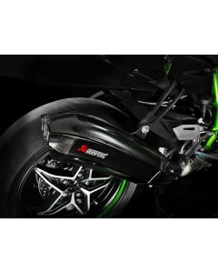 Akrapovic Evolution Line (Carbon) 2016 Kawasaki Ninja H2R