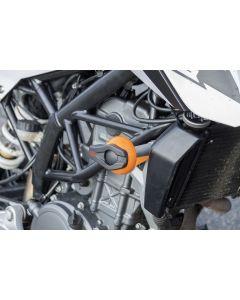 LSL Crash Pads Mounting Kit 2014-2017 KTM 390 Duke