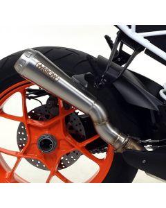 Arrow Pro-Race Exhaust Silencer 2017- KTM 1290 Superduke