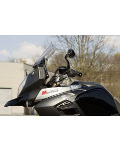 LSL Bike Specific X-Bar Handlebar Clamps 2014-2016 Suzuki V-Strom 1000