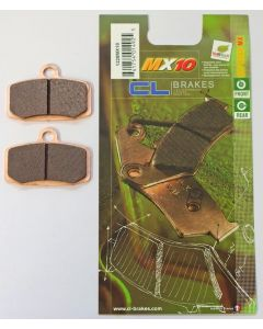 CL Brakes Performance Brake Pads For Honda Grom