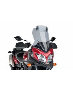 Puig Touring Screen with Visor 2015-2016 Suzuki DL650XT V-Strom