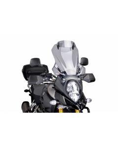 Puig Touring Screen with Visor 2014-2016 Suzuki DL1000 V-Strom