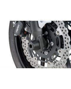 Puig Front Axle Protector 2015-2016 Kawasaki Versys 650