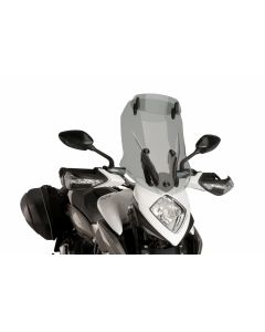 Puig Touring Windscreen with Visor MV Agusta Stradale 800