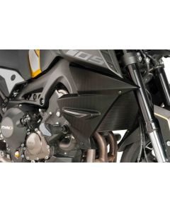 Puig Radiator Side Panels 2017-2018 Yamaha FZ-09 / MT09