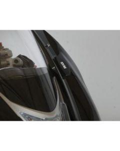 R&G Mirror Blanking Plates For Triumph Daytona 675 '13-'17