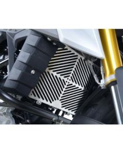 R&G Stainless Steel Radiator Guard BMW G310GS / G310R