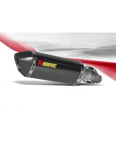 Akrapovic Slip-on Line Exhaust 2011-2017 Suzuki GSX-R600 / GSX-R750