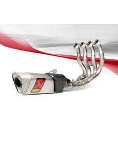 Akrapovic Evolution Line Exhaust Kit (Titanium) 2015-2017 Yamaha YZF-R1