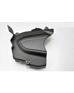 Shift-Tech Carbon Fiber Front Sprocket Cover MV Agusta F3 800 / Brutale 800 / Rivale 800