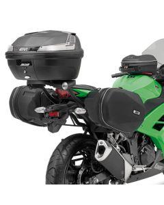 Givi Easylock Sidebag Holders Kawasaki Ninja 300