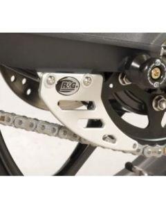 R&G Racing Toe Guard for Triumph Street Triple / R & Daytona 675 '13-'17