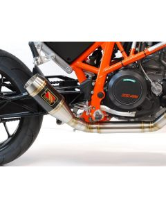 Competition Werkes GP Full Exhaust System 2013+ KTM 690 Duke