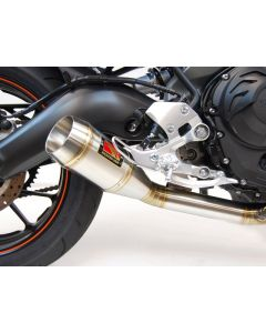 Competition Werkes GP Slip-on Exhaust 2014+ Yamaha FZ-09