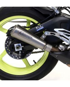 Arrow Pro-Race Silencer Titanium Slip-on Yamaha FZ-10 / MT-10